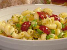 Spring Pasta Salad from FoodNetwork.com