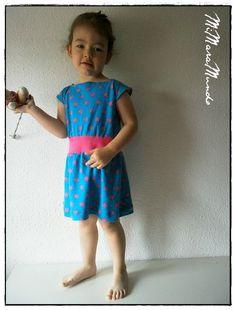 lillesol & pelle Schnittmuster/ Pattern: Sommerkleid