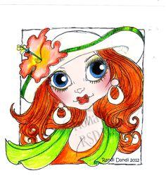 Fiona Henderson  http://www.amazon.co.uk/Just-One-Girls-Coloring-Adults/dp/1530108713/ref=sr_1_1?ie=UTF8&qid=1459452858&sr=8-1&keywords=rick+st+dennis