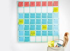 Sure, they come in bright colors and are handy for jotting down reminders, but there's more to the Post-it than meets the eye. Learn how you can use this standard office staple to make organizing, cleaning, and crafting even easier.