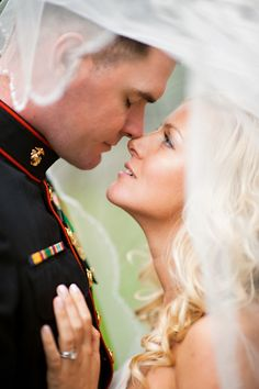 Military weddings just make me melt. Grew up a military brat and now I just can't avoid those men in uniform no matter how hard I try!