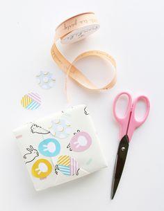 어린이 선물포장 아이디어_예쁜 선물포장 도안들[포장지. 장식 아이디어] 어린이날 선물포장 아이디어를 지...