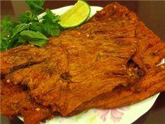 Cách làm thịt bò khô bằng lò vi sóng dễ mà ngon