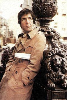 cd1cce82 Goodbye Leonard Cohen! Here Are 20 Striking Photographs of the Legendary  Singer-Songwriter from
