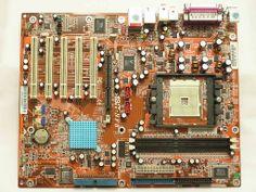 Abit NF8, excelente motherboard.