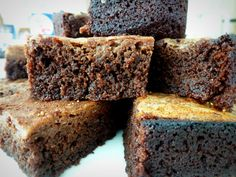 Fudgy Chocolate Banana Brownies (gluten-free, dairy-free, Paleo)  @Stephen Barros to Yummy