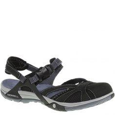 bc37bbe369d196 24510 Merrell Women s Azura Wrap Casual Sandals - Black www.bootbay.com Shoes  Sandals