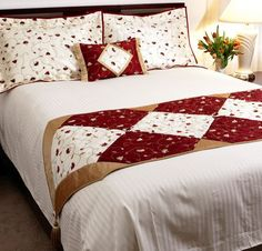 Make Your Bed | Make Your Bed by: Leslee Evans | Martingale | That Patchwork Place | Flickr
