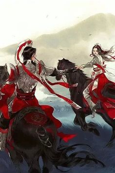 A collection of comics depicting the everyday life of characters from the wuxia-themed MMORPG Jian Wang 3. Mainly SoL(slice of life) comic shenanigans set in the Tang Dynasty.