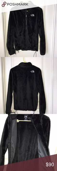 Black Fleece North Face Jacket Brand new been worn once and since dry cleaned. Size medium womens The North Face Tops Sweatshirts & Hoodies
