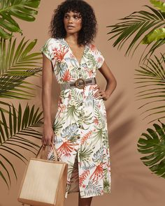 Search results for null on Marisa Maxi Floral, Tropical, Ideias Fashion, Look, Wrap Dress, Dresses, Mary, Natural, Closet