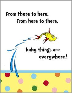 $3.02-$3.99 Baby Baby Seuss Invitations - 2010 is the 50th anniversary of Dr. Seuss's One Fish Two Fish Red Fish Blue Fish -- one of his most beloved books. Dr. Seuss Baby Seuss Baby Shower Supplies bring to life the colorful illustrations and whimsical writing of this Dr. Seuss classic -- making it appealing to both children and adults. http://www.amazon.com/dp/B0039ZEE2S/?tag=pin2baby-20