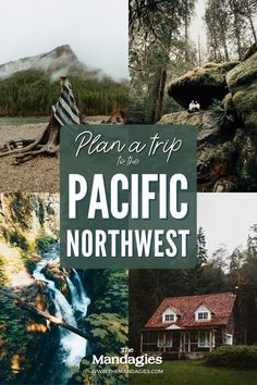 Plan a trip to the Pacific Northwest with our ultimate PNW Guide! We're sharing all the best stops in Washington, Oregon, British Columbia, Idaho, and Montana! We're including PNW road trip routes, best PNW hikes, and more! If you are traveling to the PNW this year, you NEED to read this post! #Washington #oregon #idaho #britishcolumbia #PNW #pacificnorthwest #roadtrip #springbreak2021 Pacific Northwest, British Columbia, Idaho, North West, Spring Break, Montana, Oregon, Road Trip, Washington