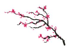 The cherry blossom represents the fragility and beauty of life - a reminder of how beautiful and precious life is. Wear one in honor of a lost loved one, to celebrate you or share one with a friend to