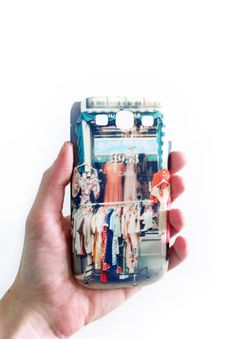 SALE Samsung Galaxy S3 Case. Shabby Vintage fashion by petekdesign, $15.00