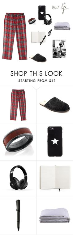 """""""Teasing~Marshall Lee (MWR)"""" by gravityfallsgirl33 ❤ liked on Polyvore featuring Life is good, UGG, Givenchy, Beats by Dr. Dre, Shinola, Lamy, Frette, men's fashion and menswear"""