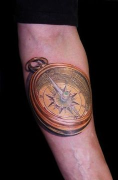 compass tattoo | , compass tattoos, kompass, compass, tattoos, tattoo designs, tattoo ...