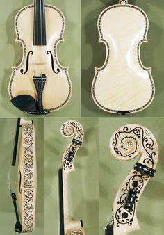 4/4 Gliga Maestro Violin Code A6957