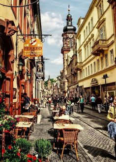Heidelberg of Germany (10 Pics) Loved living here for two years!!