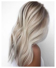 Blonde Hair Shades, Light Blonde Hair, Blonde Hair Looks, Icy Blonde, Platinum Blonde Hair, Summer Blonde Hair, Light Blonde Balayage, Blond Hair Colors, Nordic Blonde