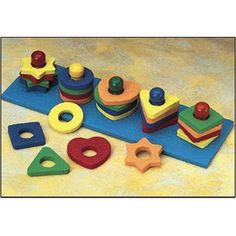 Shape and Color Sorter by Lauri | eBeanstalk