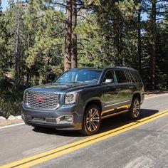 Yukon Denali, Cadillac Escalade, First Car, Chevrolet Camaro, Cars And Motorcycles, Luxury Cars, Vehicles, Mom, Future