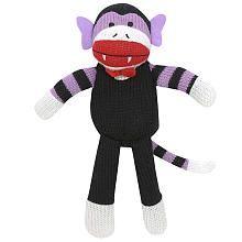 halloween sock monkeys | Toys R Us Plush 11 inch Halloween Sock Monkey - Dracula | Halloween