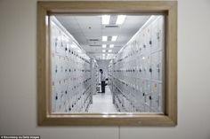 A super secreta fábrica de iPhones da Apple, em fotografias