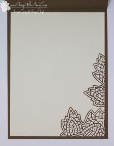 Stampin' Up! Acorny Thank You With Lighthearted Leaves | Stamp With Amy K