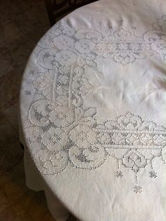 Check out this item in my Etsy shop https://www.etsy.com/listing/223327621/antique-handmade-lace