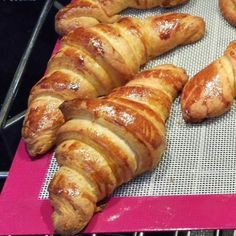 Mini viennoiseries express thermomix