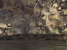 Atrapados por la imagen: mujer piedra