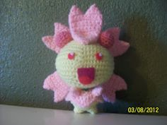 pokemon - cherrim (kat's creations)*