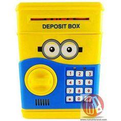 Mainan Anak  rumahbrand.com · Minion Safe Deposit (GM-14)  Rp. 110.000 6b86cd9981