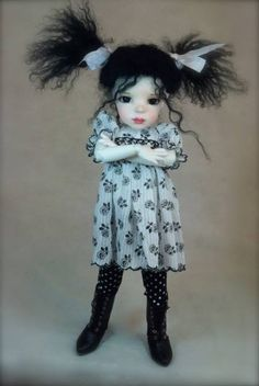 Art doll - Timeless Treasure dolls