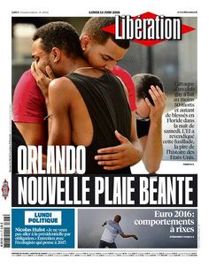 Orlando terror attack front pages – in pictures