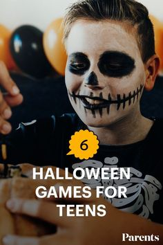 These Halloween party game ideas for teens will ensure everyone enjoys the festivities in a safe, candy-filled environment.