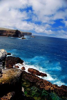 Galapagos Coastline.. Rare and Beautiful