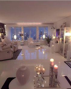 Living Room Decor Cozy, Living Room Grey, Home Living Room, Interior Design Living Room, Living Room Designs, Modern Interior, Cozy Living, Dream Home Design, Modern House Design