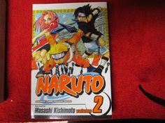 Naruto Masashi Kishimoto Shonen Jump Manga Anime vol issue #2 comic book