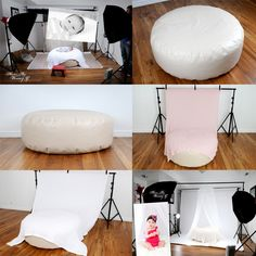 MomMe Designs is our latest vendor featured on our blog for a chance to win a newborn posing bean bag! Click to enter!