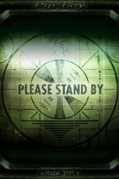 fallout 3 crashes on please stand by