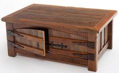 rustic cabins | Barnwood Furniture, Rustic Furnishings, Log Bed, Cabin Decor, Harvest ...