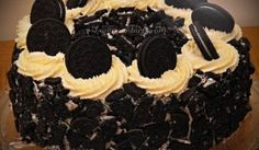 Tort Oreo Baby Cakes, Food And Drink, Birthday Cake, Cooking Recipes, Pasta, Baking, Ferrero Rocher, Raffaello, Conch Fritters