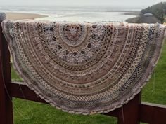 Mandala with us. The Queen Mandala is designed by Annamarie Esterhuizen - Proudly South African. You can order the MoYa yarn from the online shop..