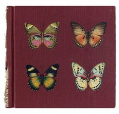 Butterflies on Books by Rose Sanderson - Pondly