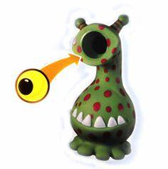 Green Cyclops Monster Popper - Squeezable Soft Foam Shooter Hog Wild,http://www.amazon.com/dp/B00D7E1CPS/ref=cm_sw_r_pi_dp_YJLBtb0GY0KCZXKW