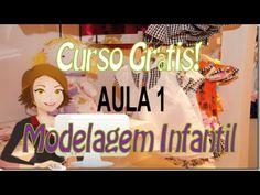 Curso GRÁTIS - Modelagem Infantil