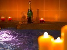Snová romantika pro 2 uprostřed chráněné krajinné oblasti s vířivkou, saunami, masážemi a polopenzí v ceně