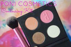 poni cosmetics contouring kit